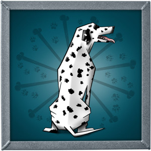 ilustrace dalmatina